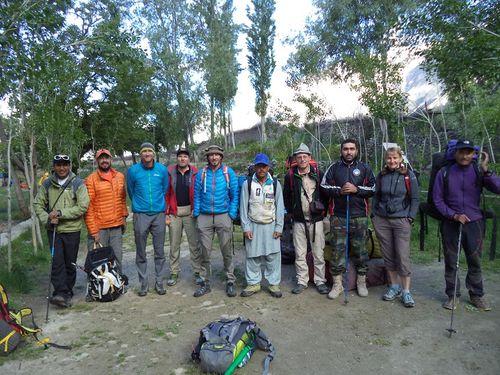 Grupo expedición